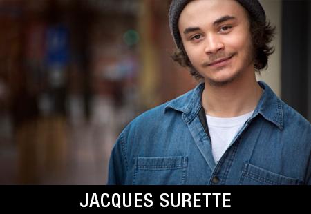 Jacques Surette
