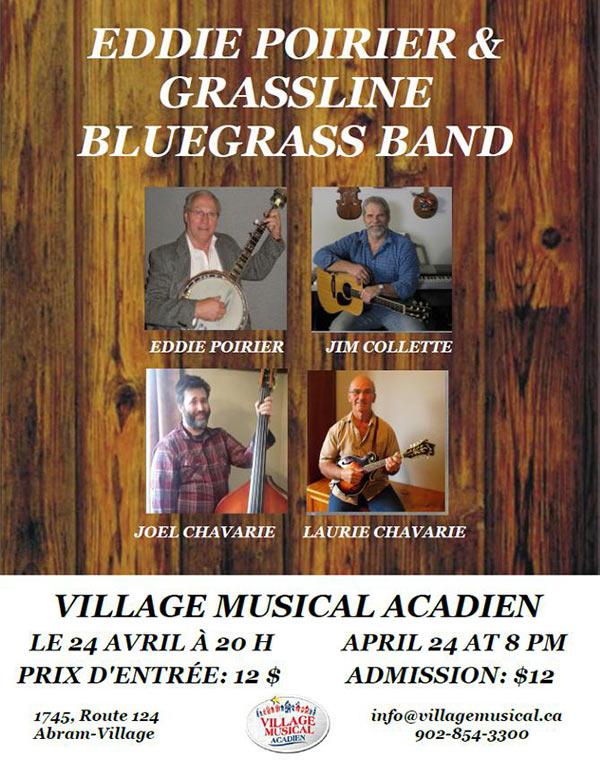 Événement - 24 avril, Village Musical.